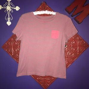 Christopher & Banks Striped T-Shirt